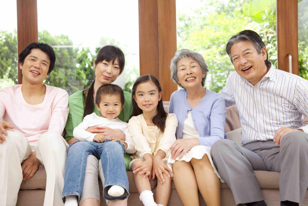 生前対策と生前贈与のイメージ写真